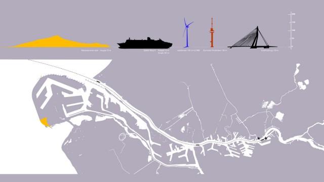 Maasvlakte II Buitencontour
