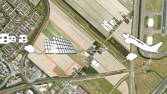 Solarpark Groene Hoek